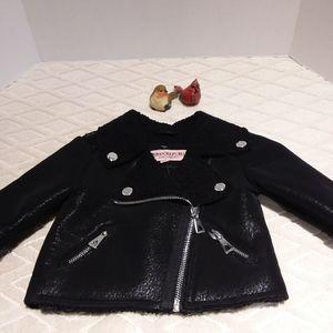 🎁Urban Republic faux sherpa biker jacket